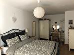 LOT. MONTCUQ. Maison plan pied avec 2 chambres, atelier, piscine, vue panoramique 12/18