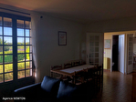 TARN ET GARONNE.  MONTAIGU DE QUERCY .  Maison plan pied avec 2 chambres, jardin et piscine 10/18