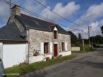 Morbihan, Proche Rohan, Maison en pierres avec 2 chambres 1/16