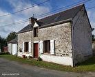 Morbihan, Proche Rohan, Maison en pierres avec 2 chambres 2/16