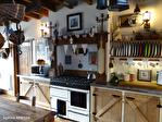 Manche- Sourdeval - Maison de 3/4 chambres superbement rénovée avec dépendances, terrain et vue imprenable 3/18