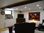 Manche- Sourdeval - Maison de 3/4 chambres superbement rénovée avec dépendances, terrain et vue imprenable 13/18
