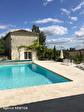 LOT ET GARONNE.  PRES BEAUVILLE  Ravissante ensemble  Grange et  petite maison en pierre, belle vues sans voisinage 6/18
