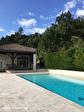 LOT ET GARONNE.  PRES BEAUVILLE  Ravissante ensemble  Grange et  petite maison en pierre, belle vues sans voisinage 13/18