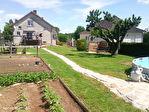 DORGOGNE. MIALET.  Fantastique maison familiale de quatre chambres avec un grand jardin et un parking hors route près du centre du villageMaison Mialet 7 pièce(s) 101 m2 10/10