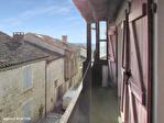 TARN ET GARONNE.  LAUZERTE   Maison au village avec 2 chambres, balcon et grange à renover attenante 2/18