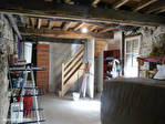 LOT ET GARONNE, Lauzun  Maison de village 3 pièce(s) 90 m2 avec jardin et garage 11/16