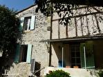 LOT ET GARONNE, Lauzun  Maison de village 3 pièce(s) 90 m2 avec jardin et garage 15/16