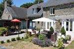COTES D'ARMOR - MAEL CARHAIX- Une maison principale et 3 gîtes à vendre à seulement 2 kms d'un village. 14/18