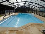 FINISTERE-SCAER- Une superbe maison individuelle de 5 chambres, avec une piscine couverte chauffée au centre de la ville. 4/18