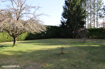 CORREZE. Eyrein. Maison d'architecte avec piscine et 27,940m2 de terrain bordant une rivière. 4/18