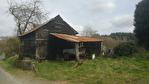 Cotes D'Armor, La Prenessaye.ancienne grange en pierre de 1657, à rénover entièrement, 115m2, avec grange en bois, & terrain. 8/10