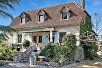 LOT, Figeac- Maison traditionnelle en pierre 180m2 ,avec grange et piscine 180 m2 1/18