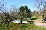 LOT, Figeac- Maison traditionnelle en pierre 180m2 ,avec grange et piscine 180 m2 17/18