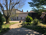 TARN ET GARONNE.  PRES CASTELSARRASIN  Maison de Maitre  centre village avec 5 chambres, jardin 2/18