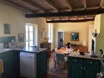 TARN ET GARONNE.  PRES CASTELSARRASIN  Maison de Maitre  centre village avec 5 chambres, jardin 9/18