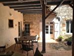 TARN ET GARONNE.  PRES CASTELSARRASIN  Maison de Maitre  centre village avec 5 chambres, jardin 10/18