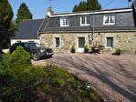 COTES D'ARMOR - PLOUGNOVER - Superbe cottage de 2 chambres en pierre à vendre. 17/18