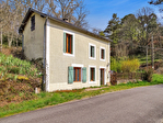 HAUTE-VIENNE (87).  Châteauponsac.  Jolie maison de pays 2 pièces (45 m²) 1/8