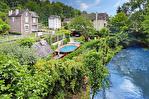 CORREZE.  Objat. Ancien moulin à eau exquis avec piscine. EMPLACEMENT AU BORD DE LA RIVIÈRE 2/18