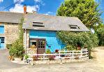 Côtes D'Armor (22) Ploeuc L'Hermitage Maison 1 chambre, belle jardin 2435 m2 plus maison à rénover 1/18