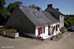 FINISTERE - proche Carhaix - Maison mitoyenne avec trois chambres dans un hameau 11/14