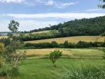 TARN ET GARONNE  PROCHE LAUZERTE  Maison au bord dy village avec 7 chambres, piscine 1.39 hectares jolie views 5/18