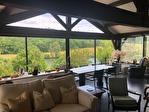 TARN ET GARONNE  PROCHE LAUZERTE  Maison au bord dy village avec 7 chambres, piscine 1.39 hectares jolie views 8/18