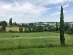 TARN ET GARONNE  PROCHE LAUZERTE  Maison au bord dy village avec 7 chambres, piscine 1.39 hectares jolie views 18/18