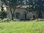 TARN ET GARONNE. GASQUES  Jolie maison en pierre avec dependants et 1,67 hectares 12/18