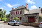 CORREZE.  Chamboulive.  Maison en pierre avec 4 chambres (potentiel pour 5), puits, four à pain, atelier, abri de voiture et jardins de 925m2. 2/18