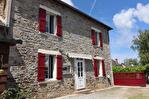 CORREZE.  Chamboulive.  Maison en pierre avec 4 chambres (potentiel pour 5), puits, four à pain, atelier, abri de voiture et jardins de 925m2. 3/18