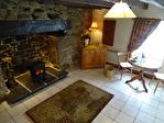 COTES D'ARMOR -COTES D'ARMOR- GLOMEL - Une maison individuelle à vendre au centre d'un joli village. 11/18