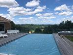 TARN ET GARONNE.  CASTELSAGRAT   Maison en pierre avec 4 chambres, grand atelier, piscine 3.4 hectares. Belle Vues 1/18