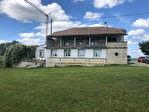 TARN ET GARONNE.  CASTELSAGRAT   Maison en pierre avec 4 chambres, grand atelier, piscine 3.4 hectares. Belle Vues 2/18