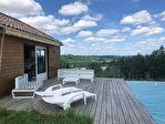 TARN ET GARONNE.  CASTELSAGRAT   Maison en pierre avec 4 chambres, grand atelier, piscine 3.4 hectares. Belle Vues 5/18