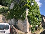 TARN ET GARONNE.  MONTAIGU DE QUERCY - Maison en pierre avec 2 chambres, toit terrasse et parking 1/18