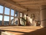 TARN ET GARONNE.  MONTAIGU DE QUERCY - Maison en pierre avec 2 chambres, toit terrasse et parking 14/18