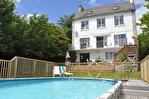 FINISTERE - HANVEC - Maison indépendante de 6 chambres surplombant l'estuaire avec piscine chauffée. 1/18