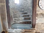 COTES D'ARMOR, Laniscat, Longère du 18ème siècle avec 3 chambres et dépendances au calme 6/16