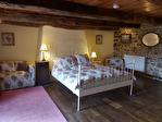 COTES D'ARMOR, Laniscat, Longère du 18ème siècle avec 3 chambres et dépendances au calme 7/16