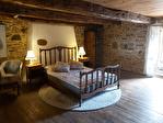 COTES D'ARMOR, Laniscat, Longère du 18ème siècle avec 3 chambres et dépendances au calme 9/16