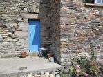 COTES D'ARMOR, Laniscat, Longère du 18ème siècle avec 3 chambres et dépendances au calme 15/16