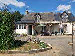 MORBIHAN, Bréhan, Maison en pierre de 3 chambres sur 2 acres, tracteur avec outils et dépendances 1/13