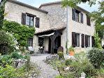 Tarn-et Garonne, MONTPEZAT DE QUERCY- 4 ch. maison en pierre rénovée avec piscine et vignoble. 1/18