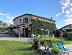 Tarn-et Garonne, MONTPEZAT DE QUERCY- 4 ch. maison en pierre rénovée avec piscine et vignoble. 12/18