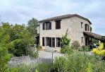 Tarn-et Garonne, MONTPEZAT DE QUERCY- 4 ch. maison en pierre rénovée avec piscine et vignoble. 17/18