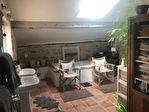 TARN ET GARONNE.  TOUFFAILLES. Maison en pierre au village avec 3 chambres et cour jardin 12/18