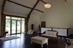 CORREZE. St Hilaire les Courbes.  Merveilleuse grange en pierre convertie avec 2 chambres, plus d'espace pour la conversion et plus de 1 hectare de beau terrain. 9/18