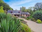 COTES D'ARMOR -PLELAUFF :  Une superbe maison indépendante de 5 chambres, avec un grand pool house avec piscine chauffée! 1/18